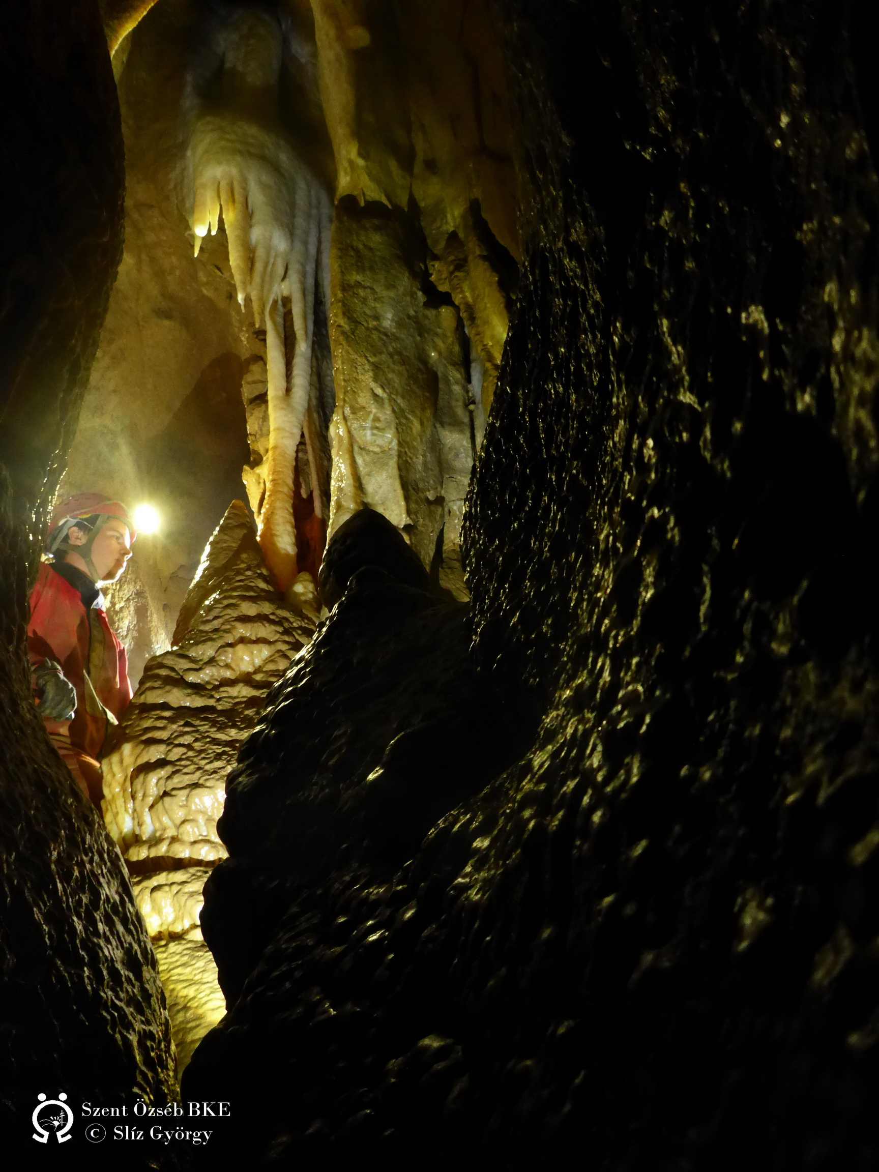 Diabáz-barlang, Szép-ág