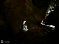 Fekete-barlang, útban a Mocsár-terem felé