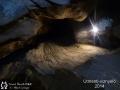 sekély barlangi karrok a régi rész alsó szakaszán