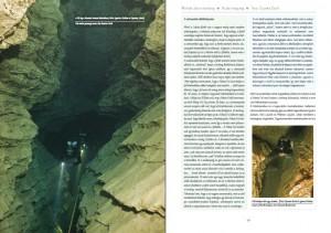 Részlet a Molnár János-barlang fejezetből