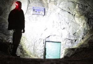 A Sátorkőpusztai-barlang - kívülről