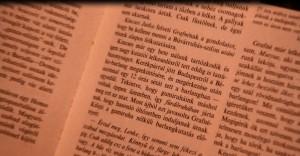 Az ominózus részlet a könyvben