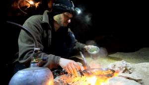 fejedelmi vacsora készül, tengeri nyúlhal ikrával