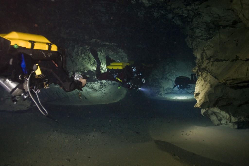 Molnár János-barlang, Budapest. Fotó: Gyurka Zsolt - Ignéczy Zoltán